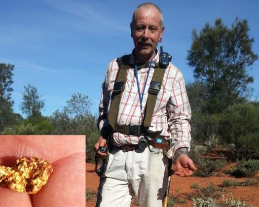You could strike it lucky with Gold Prospecting Kalgoorlie Tours
