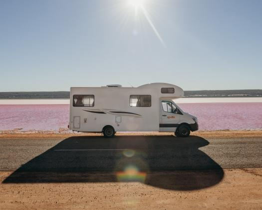 Take a road trip in Western Australia with Apollo Motorhomes