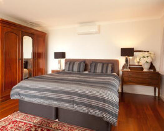 The Grange on Kalgan-bedroom