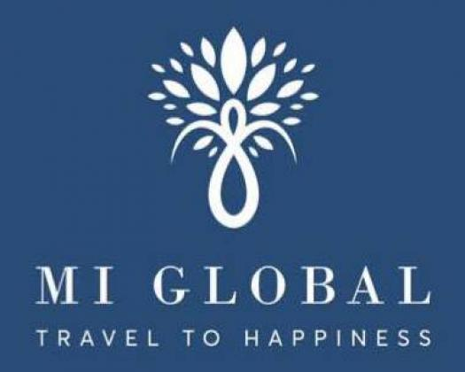 Mi Global Travel of Happiness logo