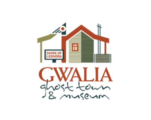 Gwalia Ghost Town and Museum logo