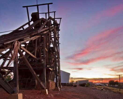 Gwalia Timber Headframe thumbnail image by Goldfields Tourism Network
