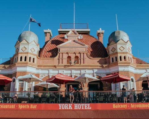 The Golden Quest Discovery Trail Road trip   Kalgoorlie and