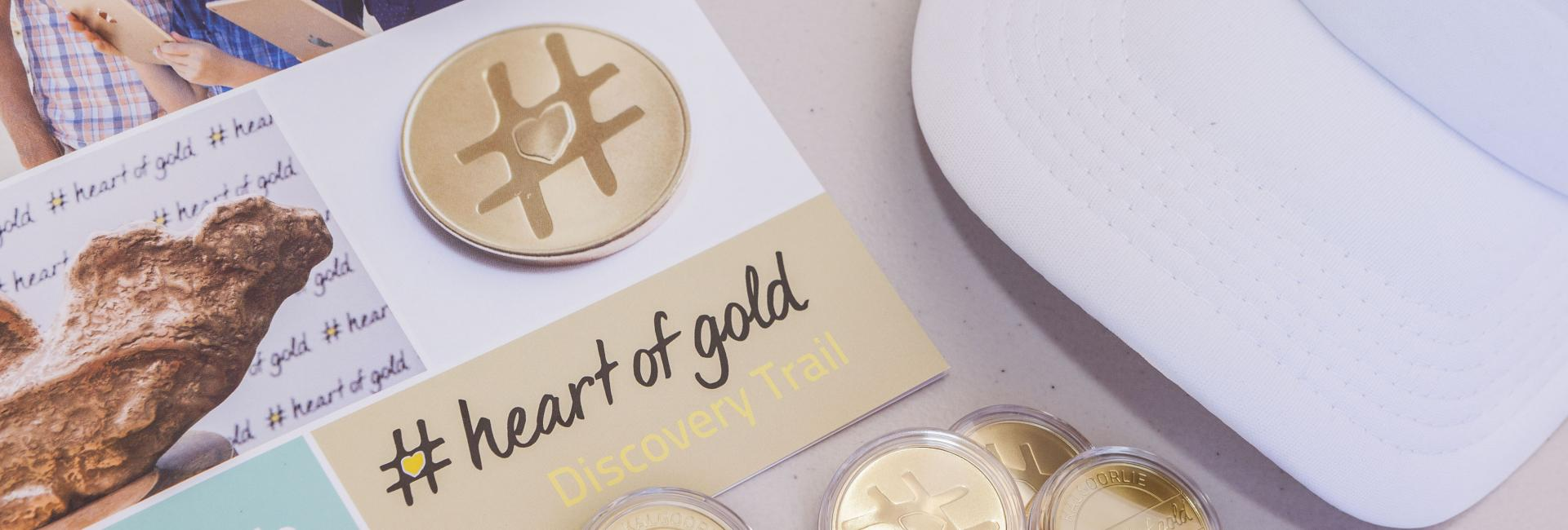 Discover the Heart of Gold Discovery Trail