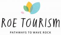 Pathways to Wave Rock-Roe Tourism logo