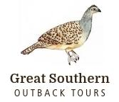 Great Southern Outback Tours logo