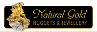 Natural Gold Nuggets logo